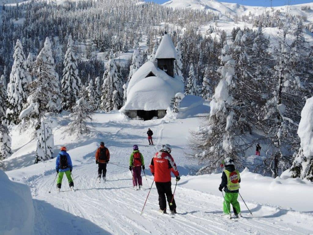 Maison de vacances Nassfeld Holiday Parcs (2519949), Jenig, Naturarena Kärnten, Carinthie, Autriche, image 30
