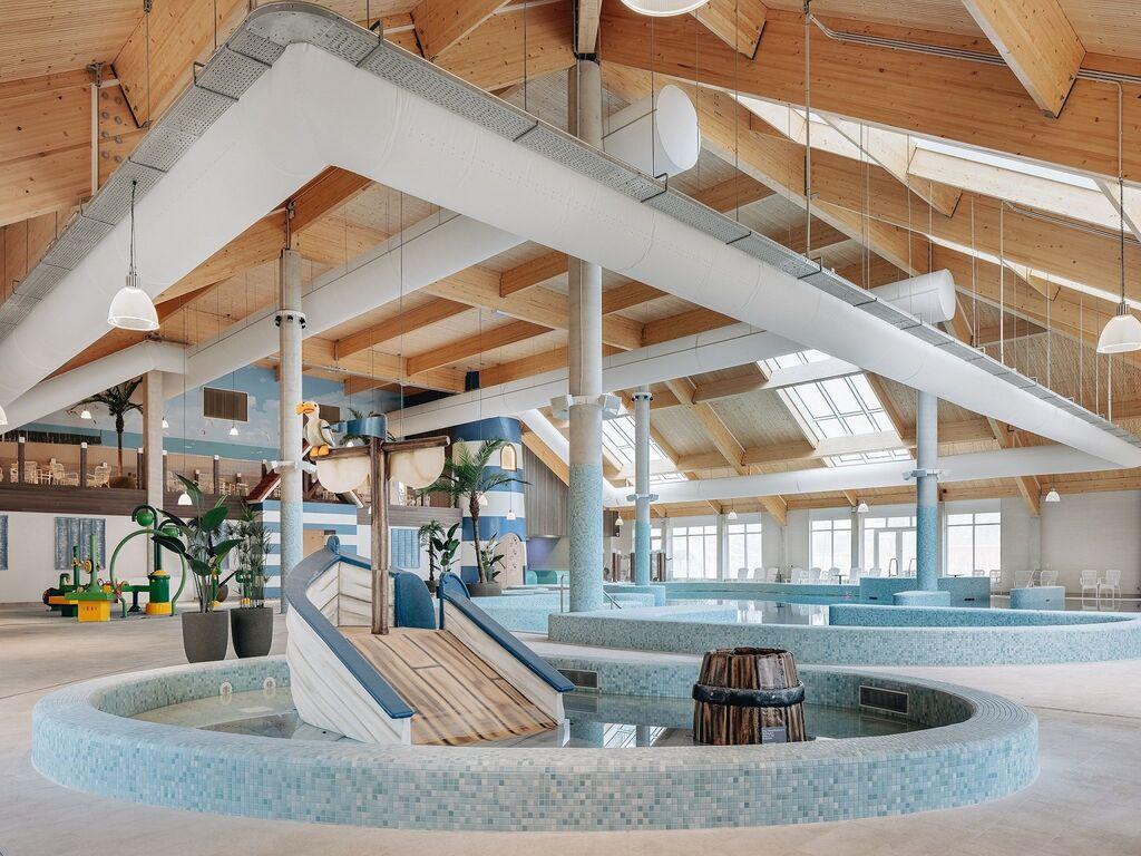 Ferienhaus Moderne Lodge mit Kombi-Mikrowelle, 500 m vom Strand entf. (2512090), Nieuwvliet, , Seeland, Niederlande, Bild 17