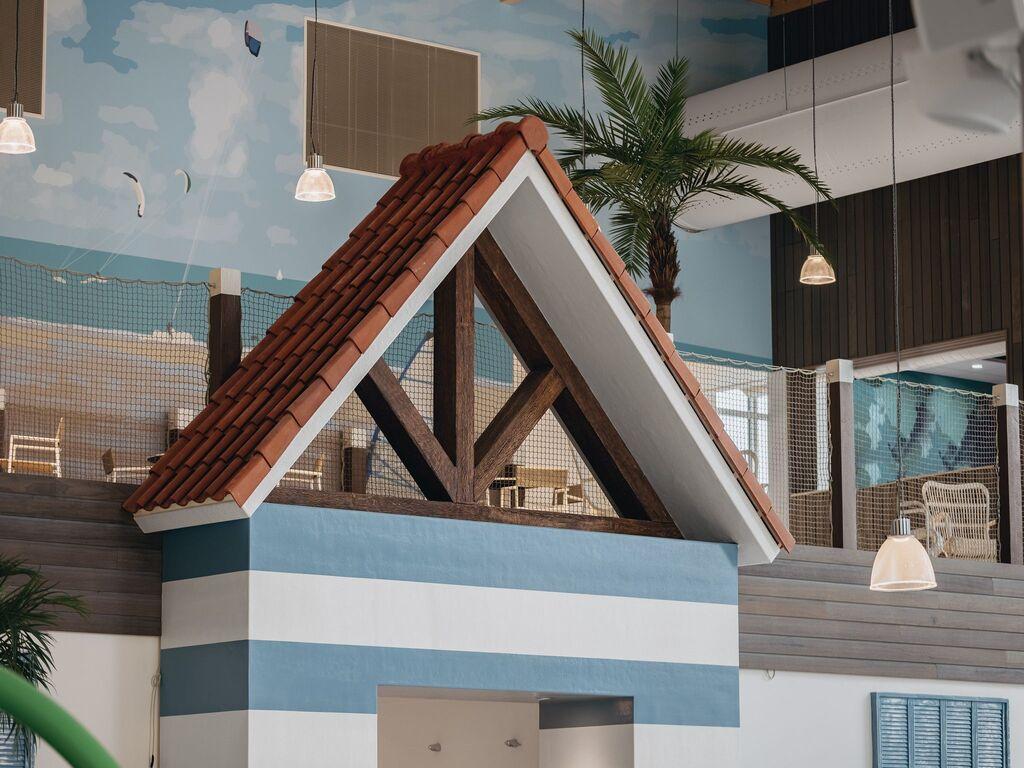 Ferienhaus Moderne Lodge mit Kombi-Mikrowelle, 500 m vom Strand entf. (2512090), Nieuwvliet, , Seeland, Niederlande, Bild 18