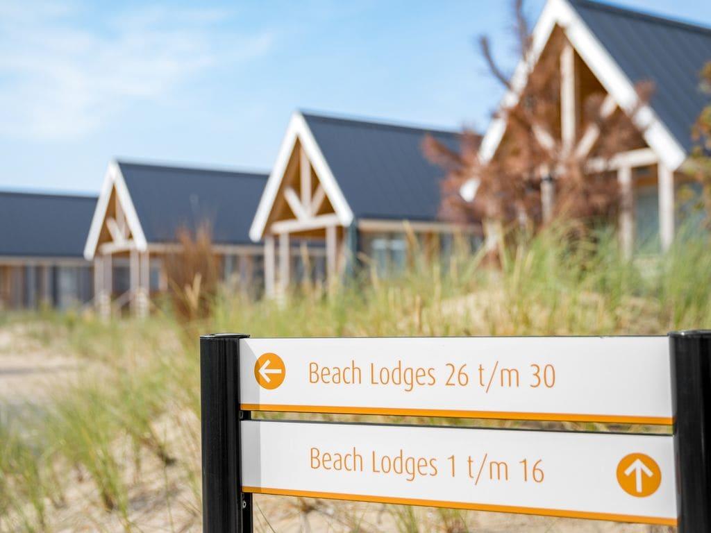 Ferienhaus Moderne Lodge mit Waschmaschine, Strand in Laufnähe (2512094), Nieuwvliet, , Seeland, Niederlande, Bild 32