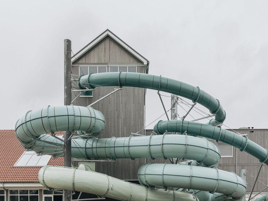 Ferienhaus Moderne Lodge mit Waschmaschine, Strand in Laufnähe (2512094), Nieuwvliet, , Seeland, Niederlande, Bild 21
