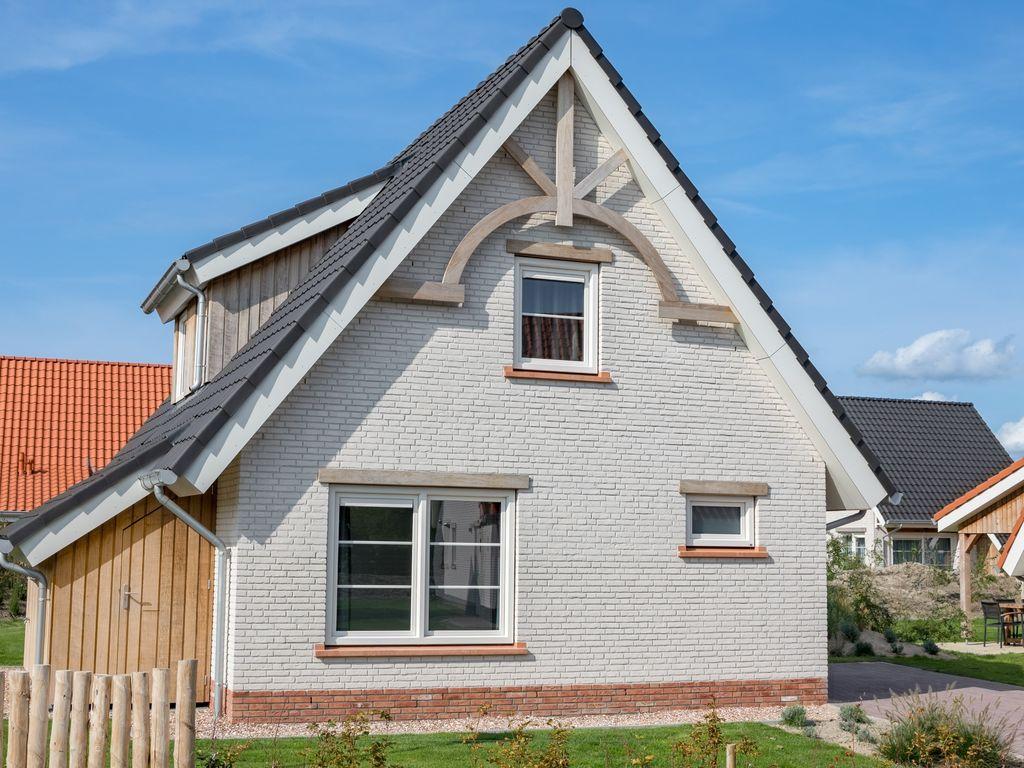 Ferienhaus Luxuriöse Villa mit Geschirrspüler, nur 500 m vom Meer entf. (2512091), Nieuwvliet, , Seeland, Niederlande, Bild 1