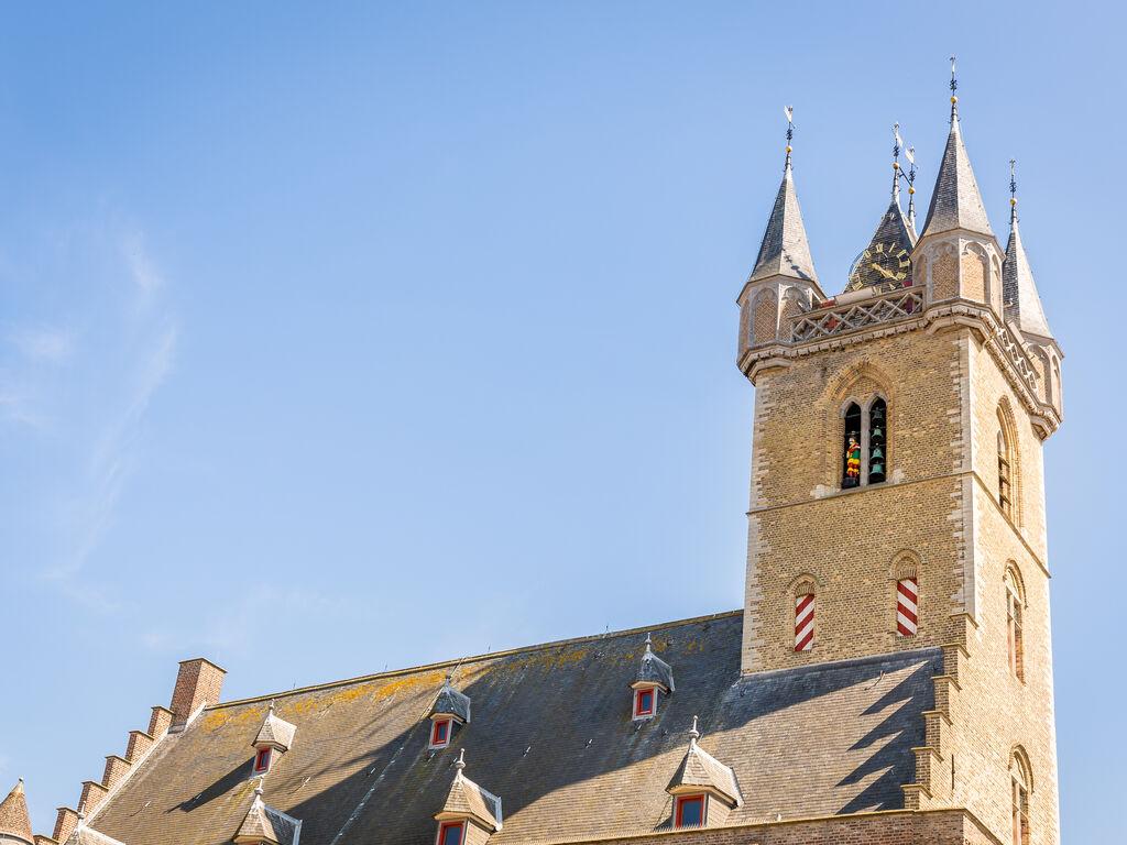 Ferienhaus Luxuriöse Villa mit Geschirrspüler, nur 500 m vom Meer entf. (2512091), Nieuwvliet, , Seeland, Niederlande, Bild 14