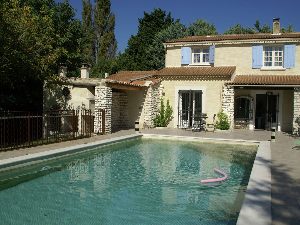 Holiday house Gemütliches Ferienhaus in Le Thor mit privatem Pool (2519963), Le Thor, Vaucluse, Provence - Alps - Côte d'Azur, France, picture 2
