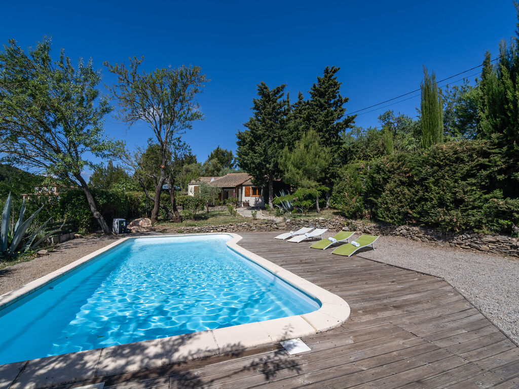 Maison de vacances Geräumige Villa mit privatem Pool in Montbrun-des-Corbières (2535364), Azille, Aude intérieur, Languedoc-Roussillon, France, image 1