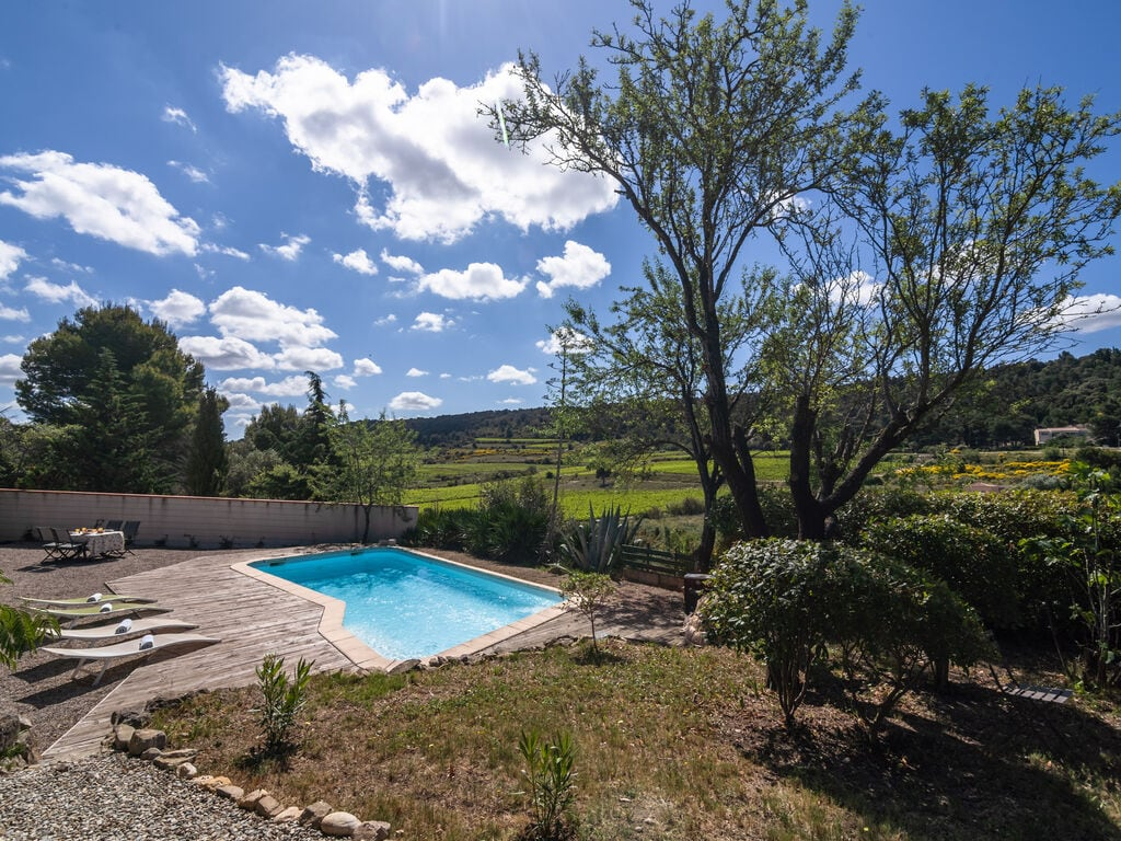 Maison de vacances Geräumige Villa mit privatem Pool in Montbrun-des-Corbières (2535364), Azille, Aude intérieur, Languedoc-Roussillon, France, image 8