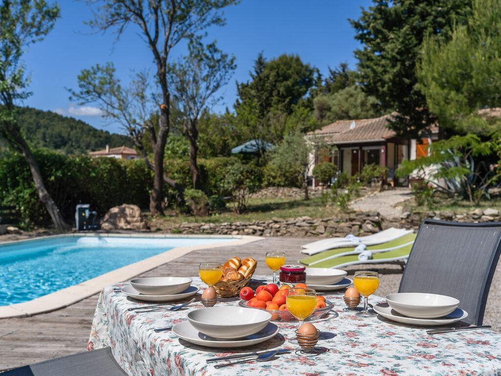 Maison de vacances Geräumige Villa mit privatem Pool in Montbrun-des-Corbières (2535364), Azille, Aude intérieur, Languedoc-Roussillon, France, image 13