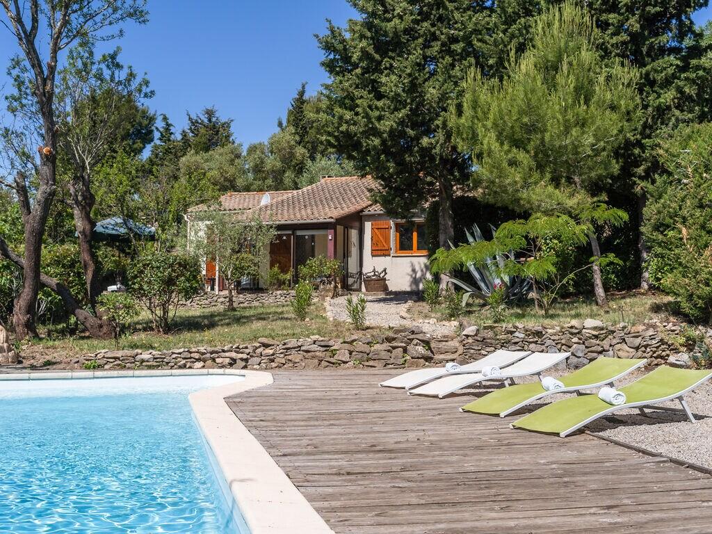Maison de vacances Geräumige Villa mit privatem Pool in Montbrun-des-Corbières (2535364), Azille, Aude intérieur, Languedoc-Roussillon, France, image 11