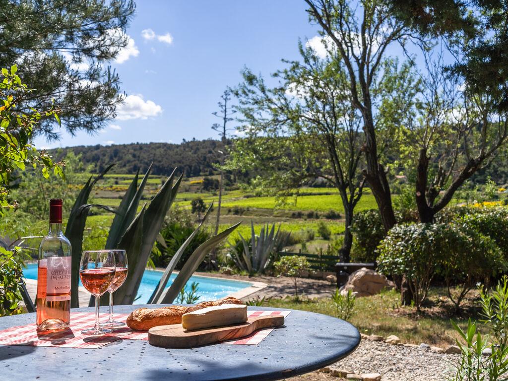 Maison de vacances Geräumige Villa mit privatem Pool in Montbrun-des-Corbières (2535364), Azille, Aude intérieur, Languedoc-Roussillon, France, image 36