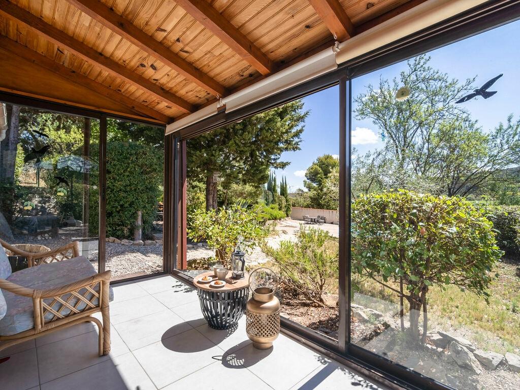 Maison de vacances Geräumige Villa mit privatem Pool in Montbrun-des-Corbières (2535364), Azille, Aude intérieur, Languedoc-Roussillon, France, image 29