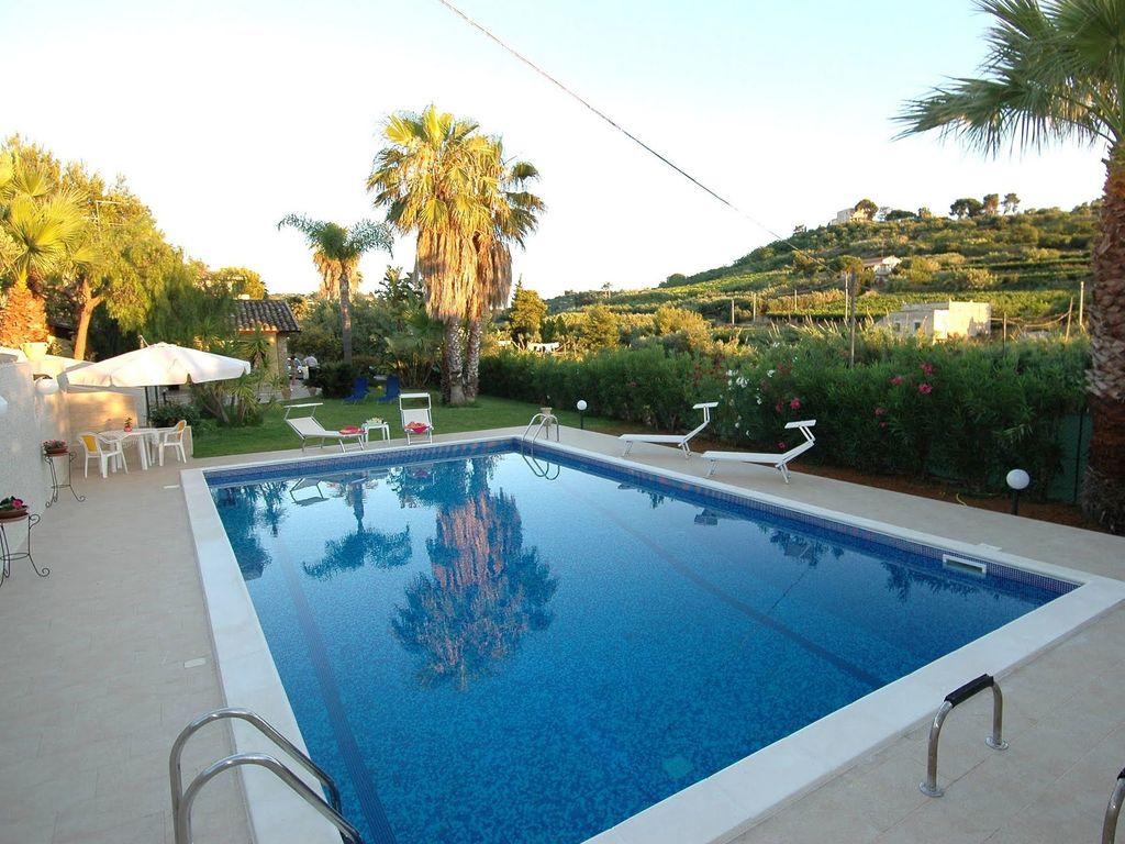 Maison de vacances Charmante Villa in Trappeto in Strandnähe (2523133), Pioppo, Palermo, Sicile, Italie, image 7