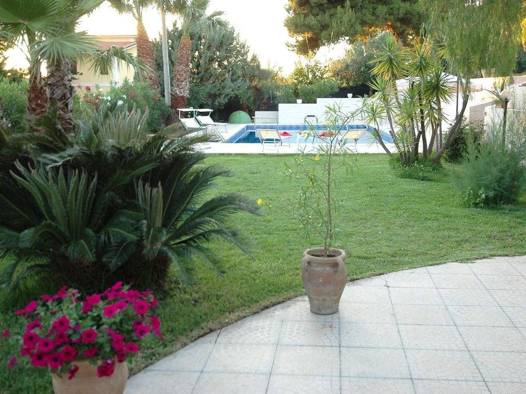 Maison de vacances Charmante Villa in Trappeto in Strandnähe (2523133), Pioppo, Palermo, Sicile, Italie, image 20