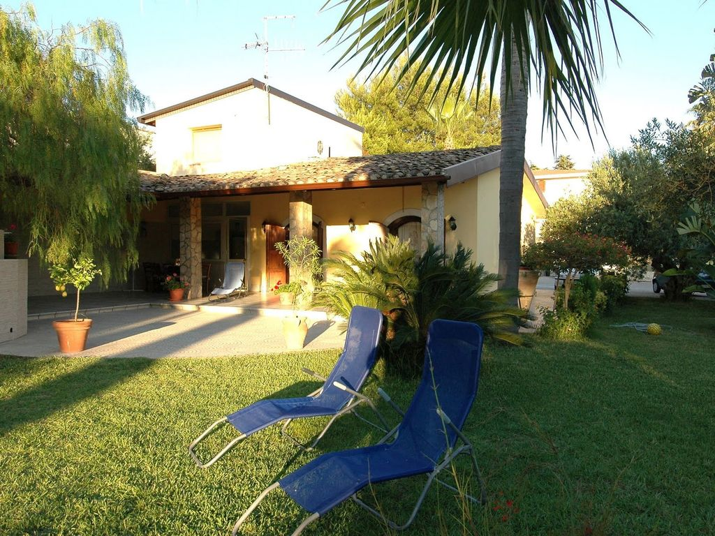 Maison de vacances Charmante Villa in Trappeto in Strandnähe (2523133), Pioppo, Palermo, Sicile, Italie, image 4