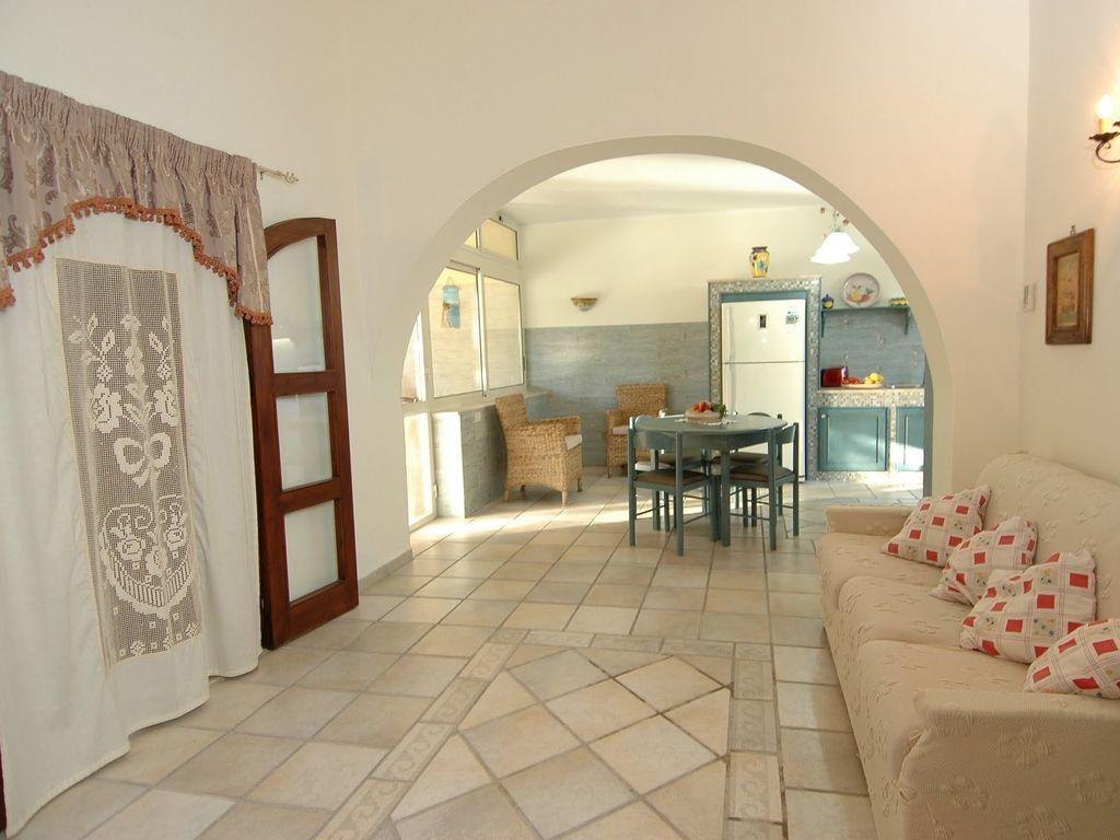 Maison de vacances Charmante Villa in Trappeto in Strandnähe (2523133), Pioppo, Palermo, Sicile, Italie, image 8