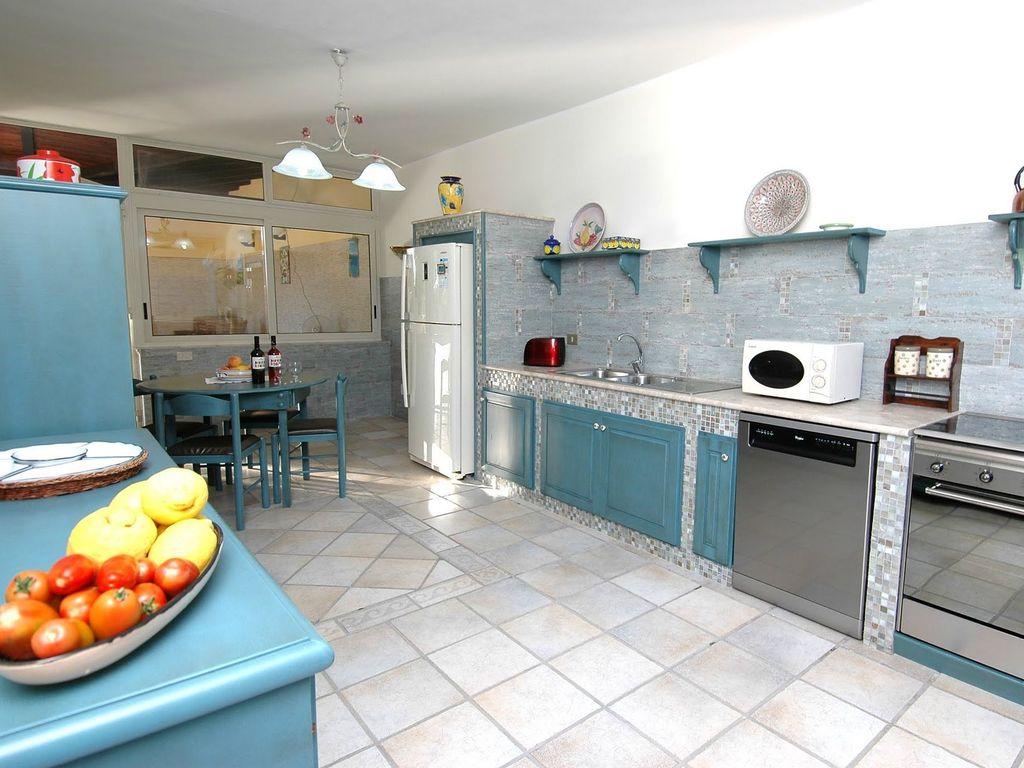 Maison de vacances Charmante Villa in Trappeto in Strandnähe (2523133), Pioppo, Palermo, Sicile, Italie, image 10