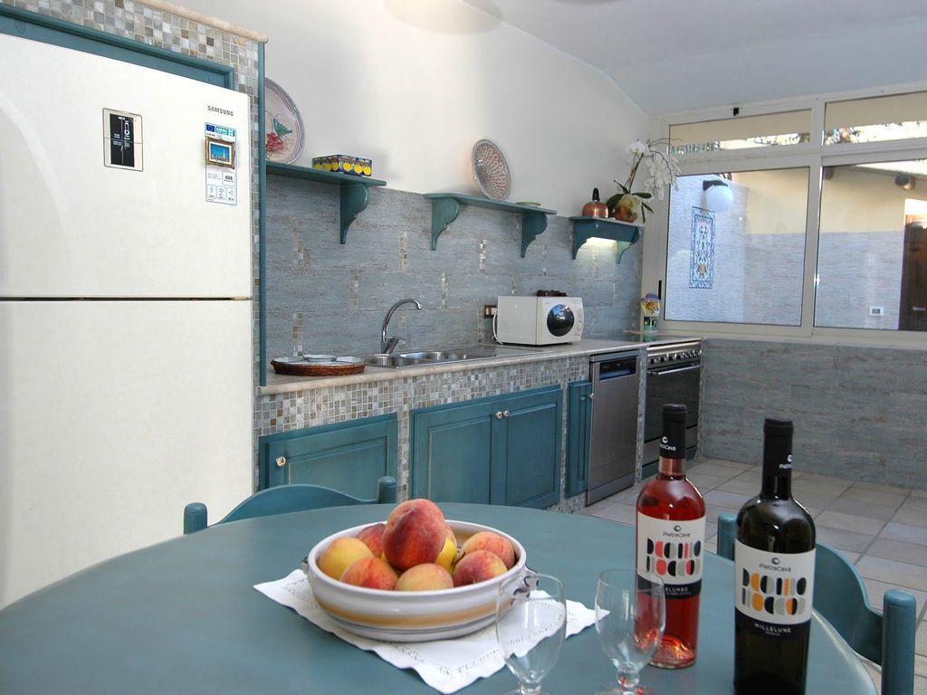Maison de vacances Charmante Villa in Trappeto in Strandnähe (2523133), Pioppo, Palermo, Sicile, Italie, image 11