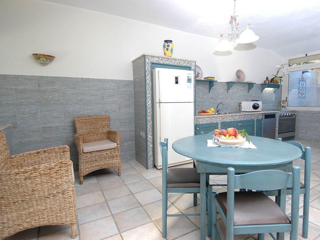 Maison de vacances Charmante Villa in Trappeto in Strandnähe (2523133), Pioppo, Palermo, Sicile, Italie, image 9