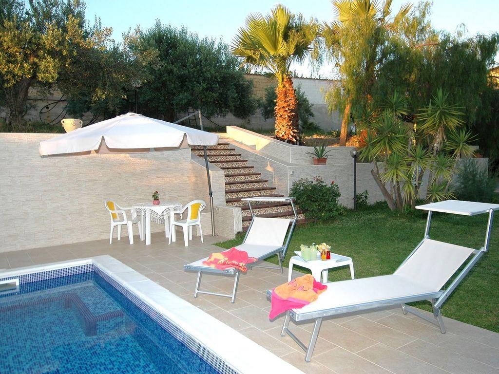 Maison de vacances Charmante Villa in Trappeto in Strandnähe (2523133), Pioppo, Palermo, Sicile, Italie, image 21