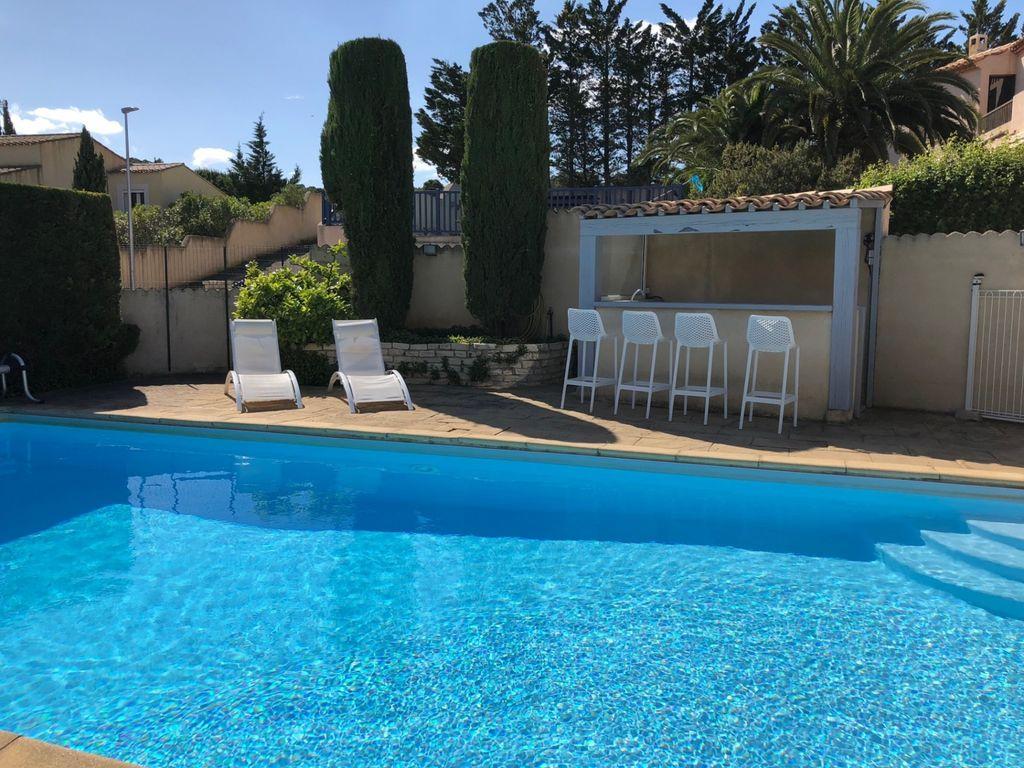 Ferienhaus Eingezäunte Ferienvilla nahe Narbonne-Plage mit Privatpool (2535362), Narbonne, Mittelmeerküste Aude, Languedoc-Roussillon, Frankreich, Bild 2