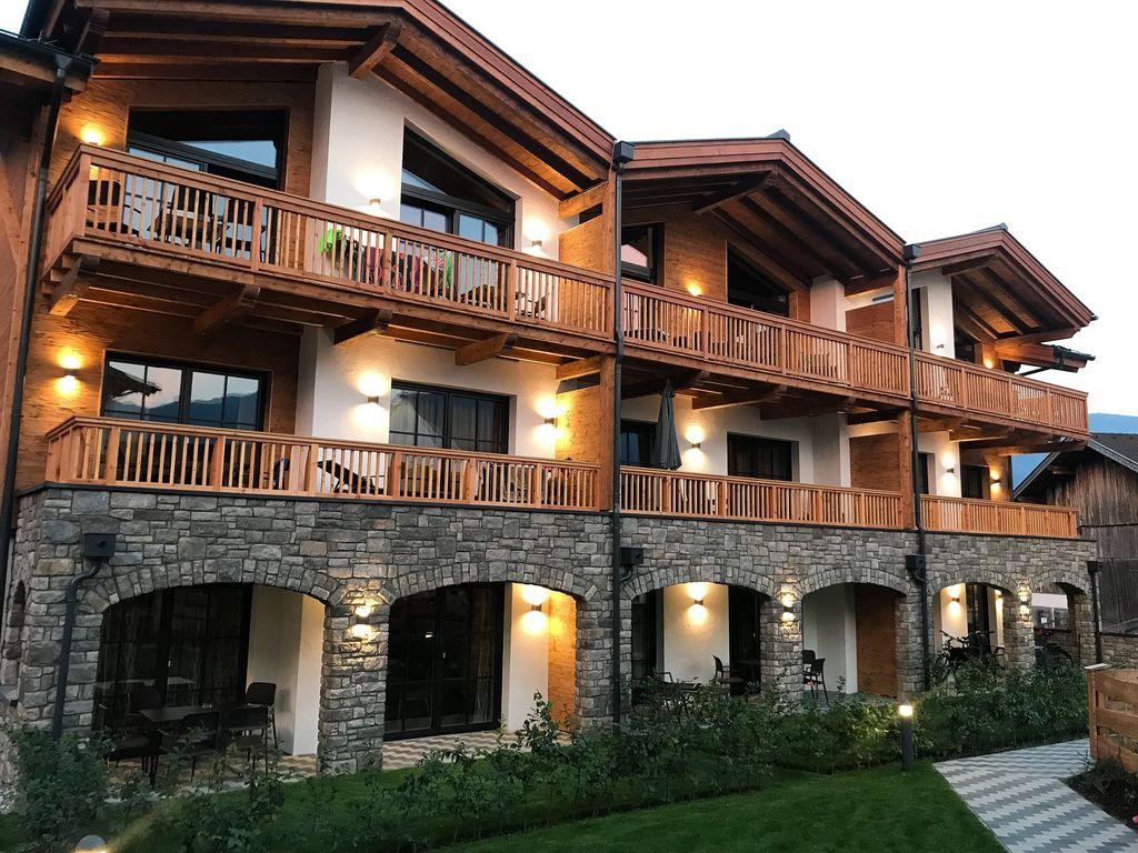 Luxury Tauern Studio Piesendorf Kaprun Ferienwohnung in Österreich