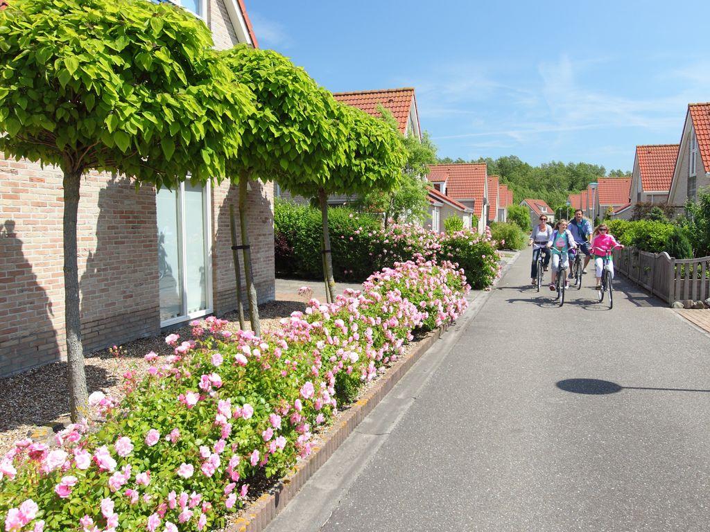 Ferienhaus Freistehendes, gepfl. Ferienhaus mit WLAN Strand 500 m entf. (2519957), Breskens, , Seeland, Niederlande, Bild 16