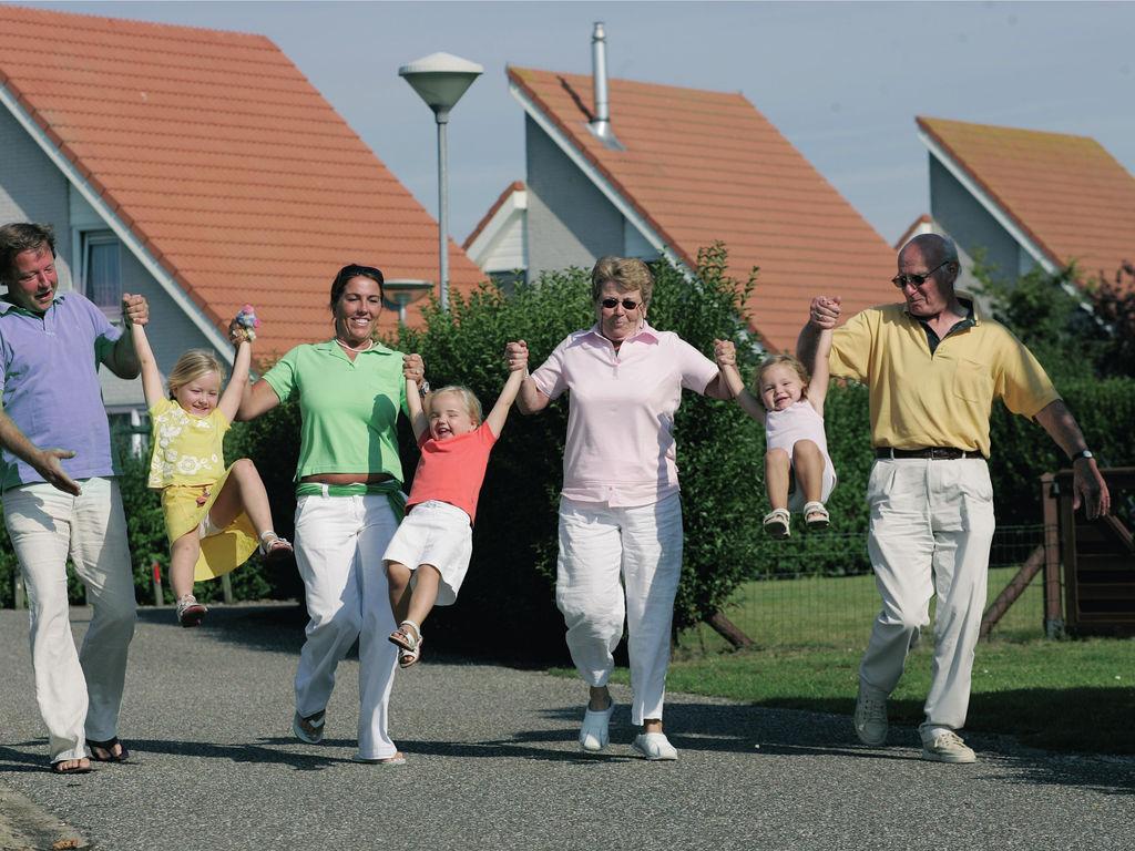 Ferienhaus Freistehende Villa mit Mikrowelle; 1 km zum Meer & Strand (2521042), Elkerzee, , Seeland, Niederlande, Bild 10