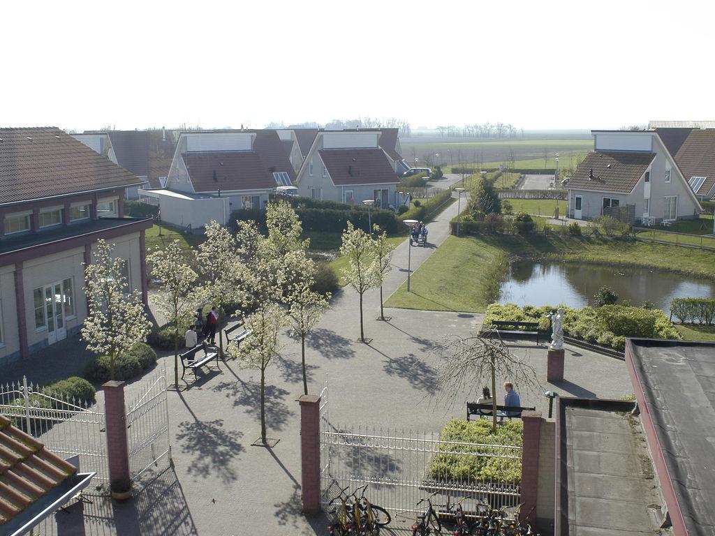 Ferienhaus Freistehende Villa mit Mikrowelle; 1 km zum Meer & Strand (2521042), Elkerzee, , Seeland, Niederlande, Bild 12
