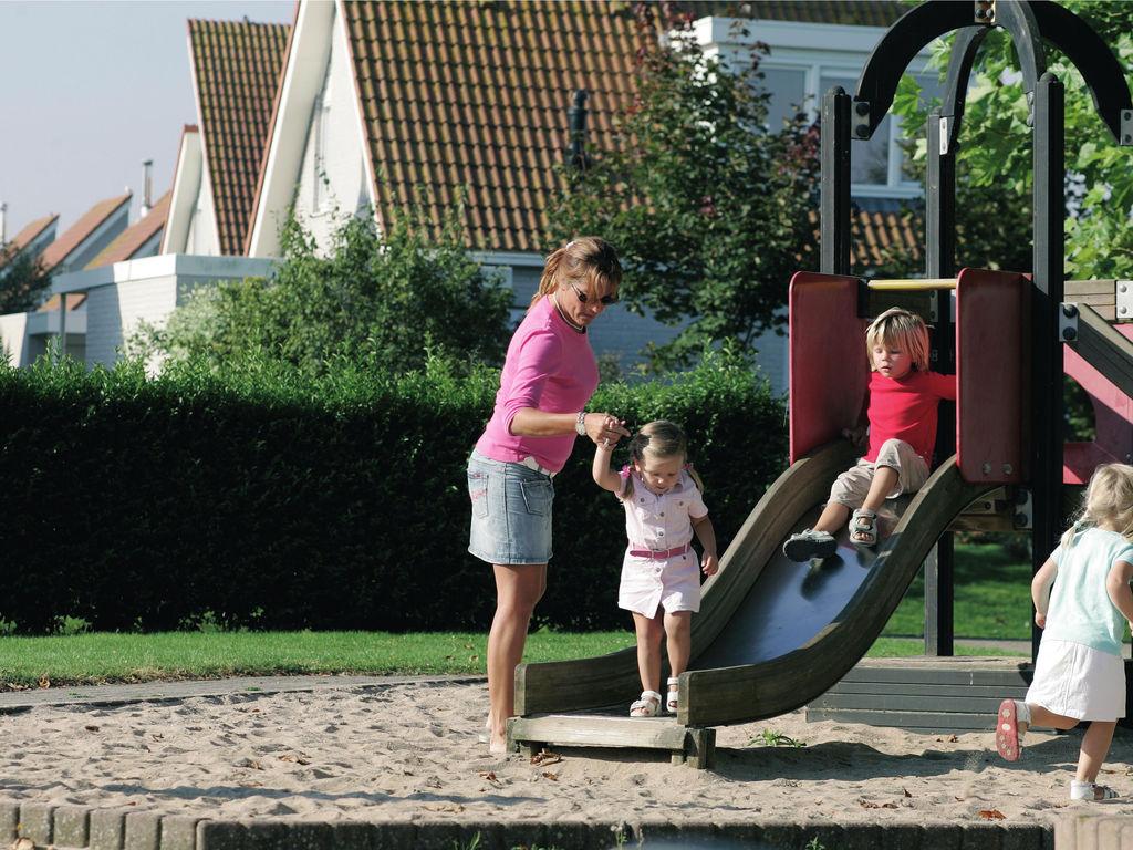 Ferienhaus Freistehende Villa mit Waschmaschine; 1 km zum Meer & Strand (2523141), Elkerzee, , Seeland, Niederlande, Bild 7