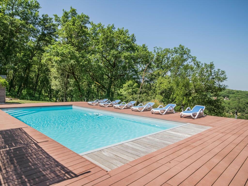 Ferienhaus Wunderschönes Landhaus mit privatem Pool in Lavercantière (2548533), Salviac, Lot, Midi-Pyrénées, Frankreich, Bild 9