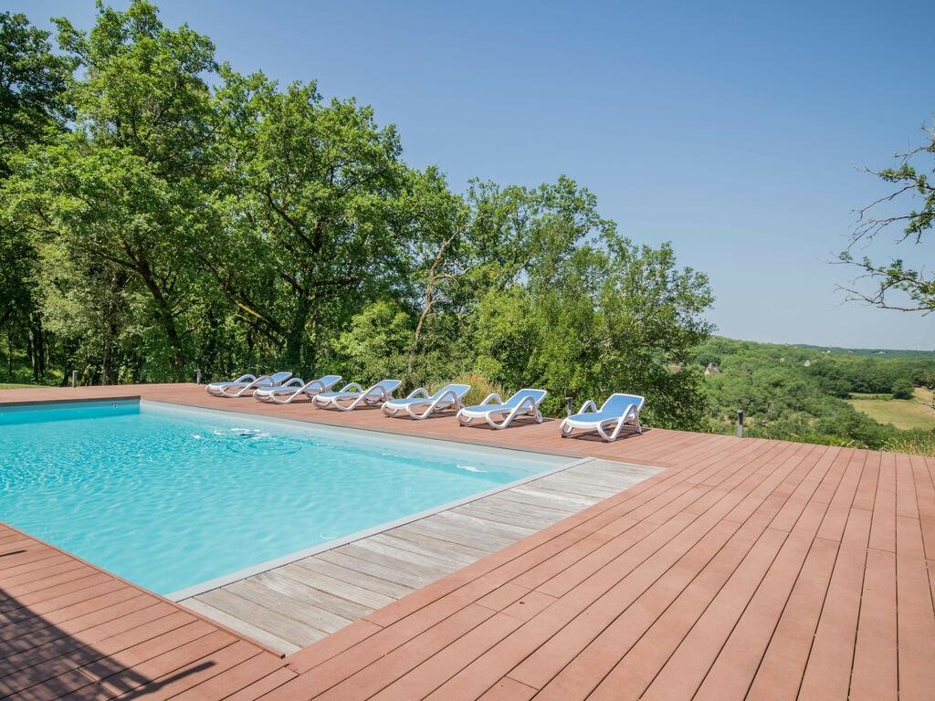 Ferienhaus Wunderschönes Landhaus mit privatem Pool in Lavercantière (2548533), Salviac, Lot, Midi-Pyrénées, Frankreich, Bild 8