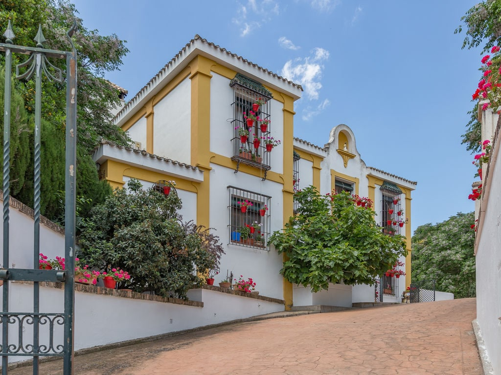 Cortijo La Mimbre Ferienhaus in Spanien