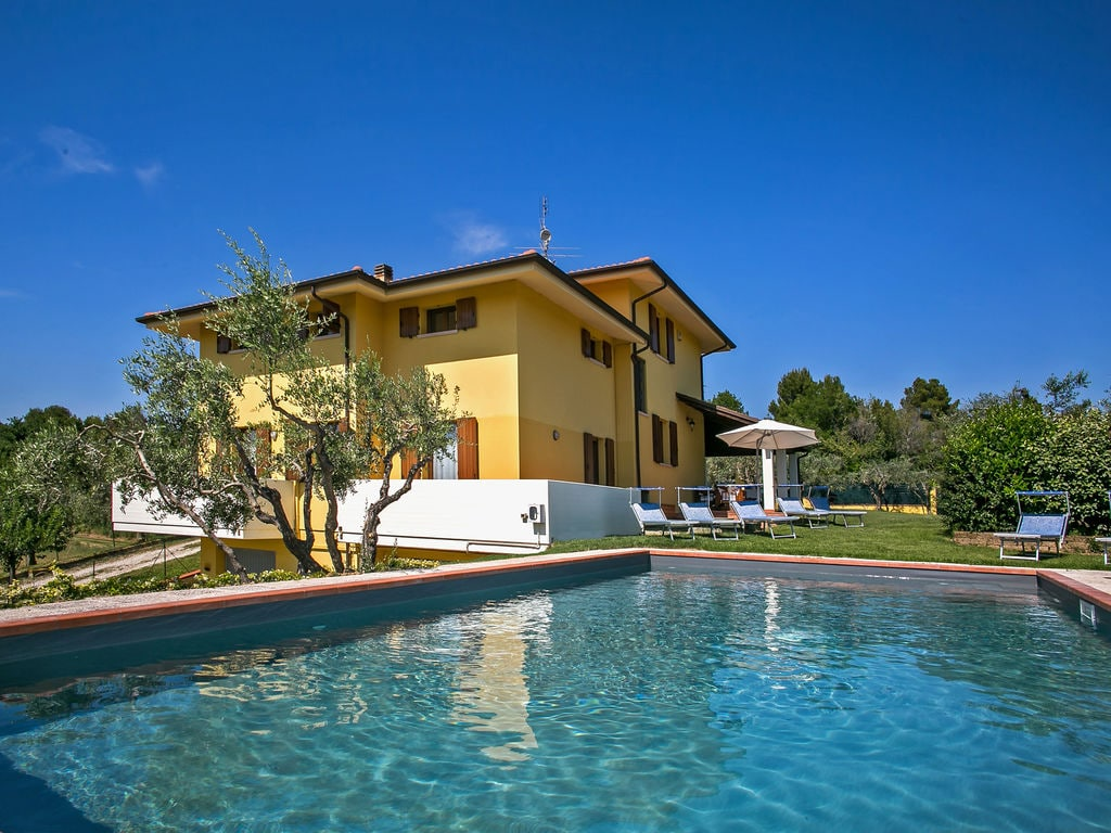 Ferienhaus Villa Gialla (2536294), Pesaro, Pesaro und Urbino, Marken, Italien, Bild 1