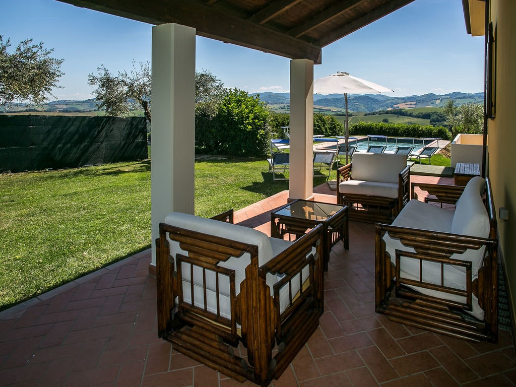 Ferienhaus Villa Gialla (2536294), Pesaro, Pesaro und Urbino, Marken, Italien, Bild 23