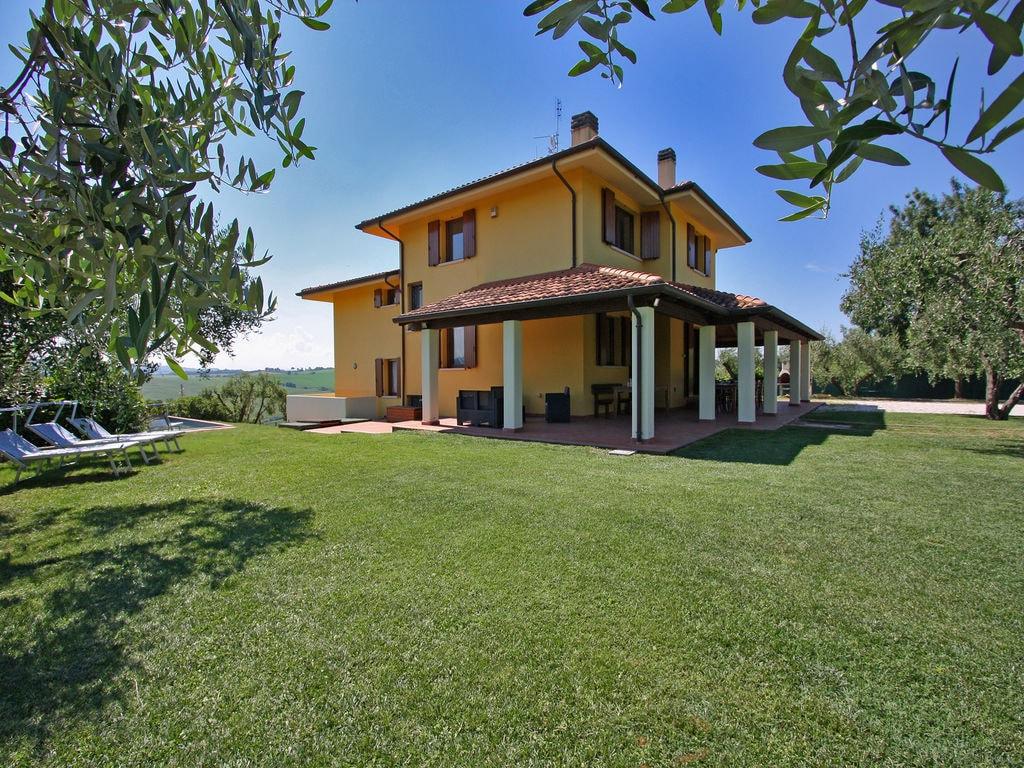 Ferienhaus Villa Gialla (2536294), Pesaro, Pesaro und Urbino, Marken, Italien, Bild 4