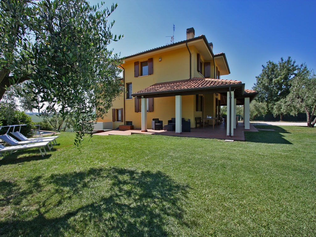 Ferienhaus Villa Gialla (2536294), Pesaro, Pesaro und Urbino, Marken, Italien, Bild 6