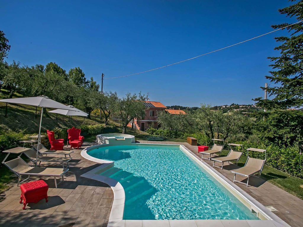 Ferienhaus Aria (2540151), Pesaro, Pesaro und Urbino, Marken, Italien, Bild 13