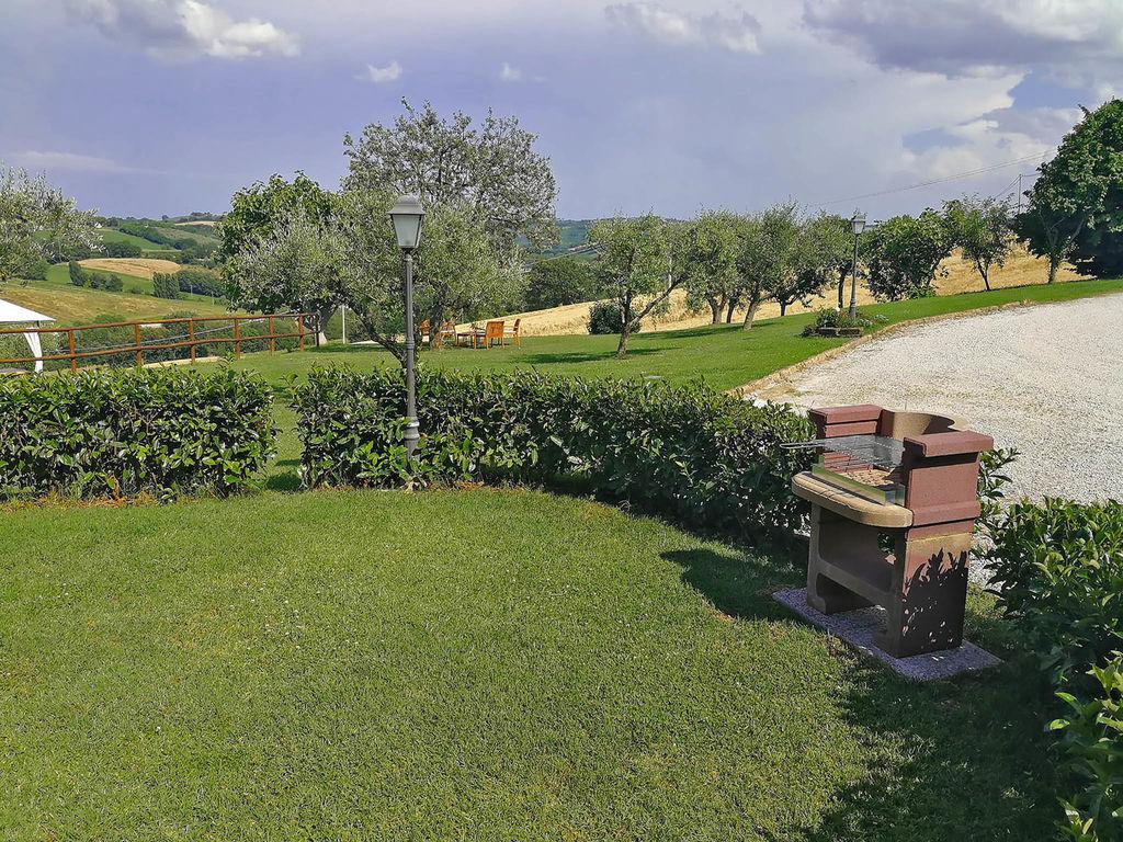 Ferienhaus Gemütliches Apartment in Candelara nahe der Adriaküste (2540174), Pesaro, Pesaro und Urbino, Marken, Italien, Bild 23