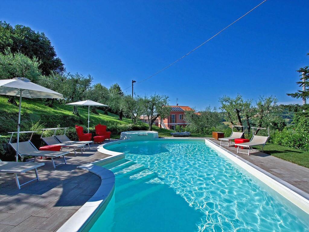 Ferienhaus Gemütliches Apartment in Candelara nahe der Adriaküste (2540174), Pesaro, Pesaro und Urbino, Marken, Italien, Bild 2