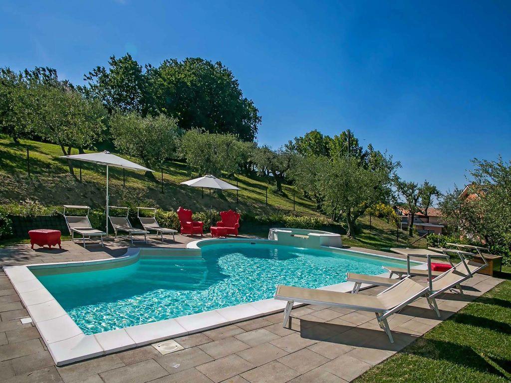 Ferienhaus Gemütliches Apartment in Candelara nahe der Adriaküste (2540174), Pesaro, Pesaro und Urbino, Marken, Italien, Bild 3