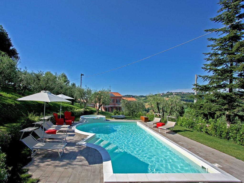 Ferienhaus Gemütliches Apartment in Candelara nahe der Adriaküste (2540174), Pesaro, Pesaro und Urbino, Marken, Italien, Bild 7