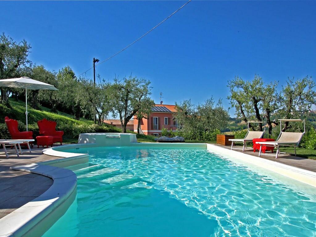 Ferienhaus Gemütliches Apartment in Candelara nahe der Adriaküste (2540174), Pesaro, Pesaro und Urbino, Marken, Italien, Bild 8