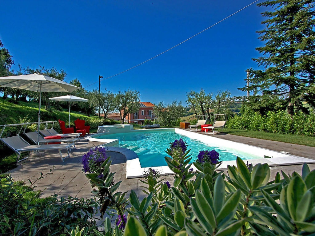 Ferienhaus Gemütliches Apartment in Candelara nahe der Adriaküste (2540174), Pesaro, Pesaro und Urbino, Marken, Italien, Bild 9