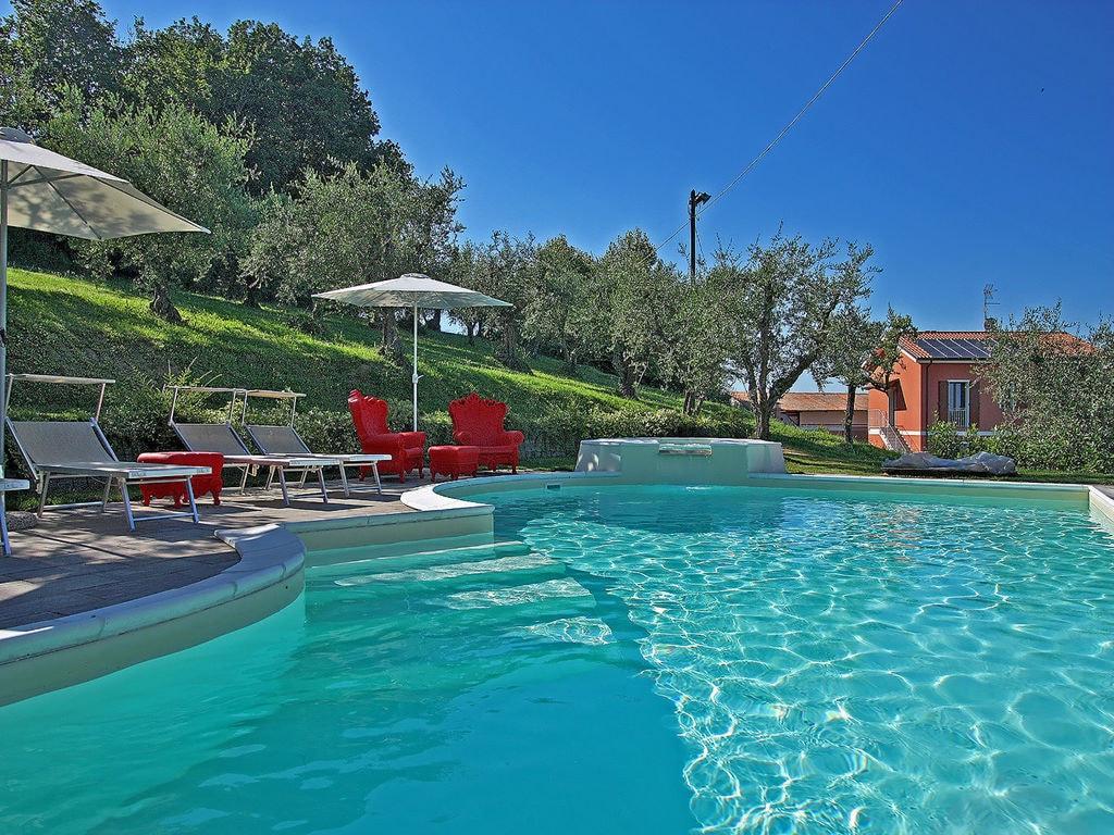Ferienhaus Gemütliches Apartment in Candelara nahe der Adriaküste (2540174), Pesaro, Pesaro und Urbino, Marken, Italien, Bild 12