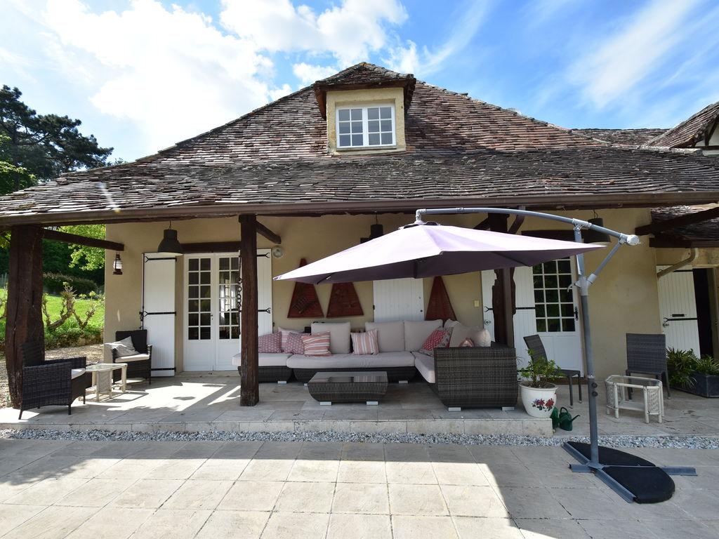 Maison de vacances Luxuriöses Landhaus mit Swimmingpool in Aquitanien (2615461), Pineuilh, Gironde, Aquitaine, France, image 29