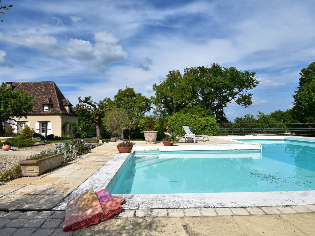 Maison de vacances Luxuriöses Landhaus mit Swimmingpool in Aquitanien (2615461), Pineuilh, Gironde, Aquitaine, France, image 3