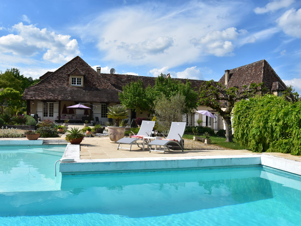 Maison de vacances Luxuriöses Landhaus mit Swimmingpool in Aquitanien (2615461), Pineuilh, Gironde, Aquitaine, France, image 35
