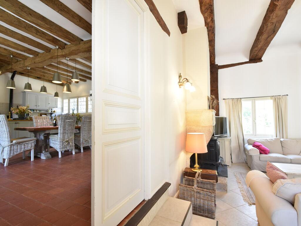 Maison de vacances Luxuriöses Landhaus mit Swimmingpool in Aquitanien (2615461), Pineuilh, Gironde, Aquitaine, France, image 8