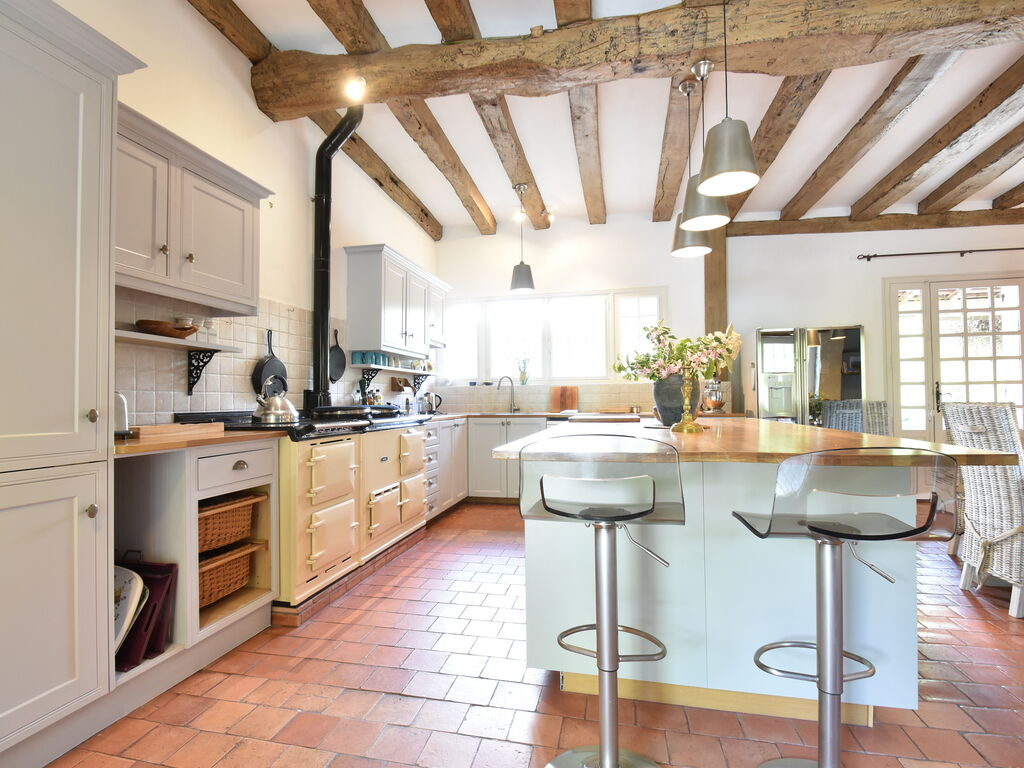 Maison de vacances Luxuriöses Landhaus mit Swimmingpool in Aquitanien (2615461), Pineuilh, Gironde, Aquitaine, France, image 12