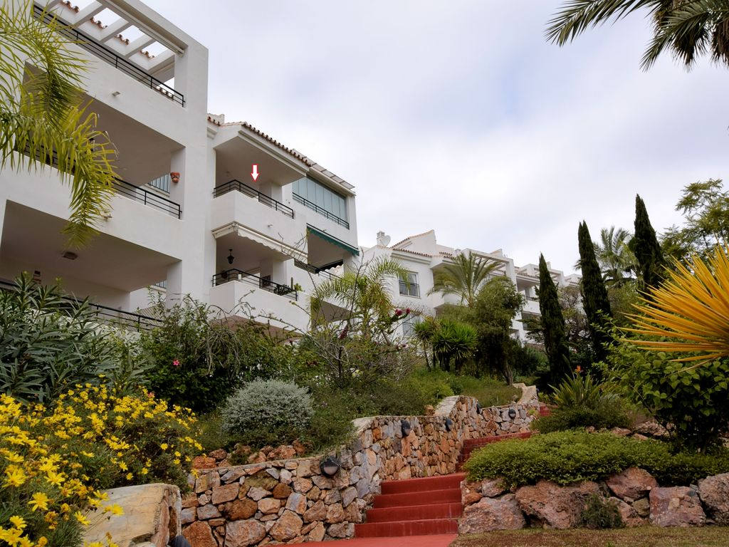 Penthouse Alhaurin Golf Ferienwohnung in Spanien