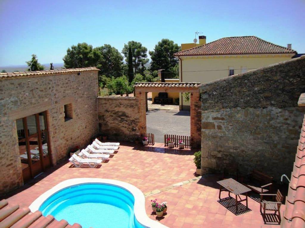Ferienhaus Gemütliches Cottage mit eigenem Pool in Agramunt (2556652), La Guardia de Tornabous, Lleida, Katalonien, Spanien, Bild 3